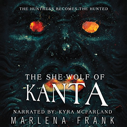 The She-Wolf of Kanta audiobook cover art
