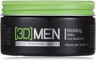 Schwarzkopf Professional 3D Men Molding Wax 100ml
