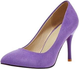 VulusValas Women Classic Heels Pumps Shoes