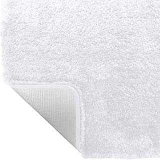 Amazon Com Bath Rugs White Bath Rugs Bath Home Kitchen