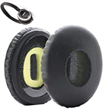 OE2 Earpads Replacement Ear pad Cushions Kit Compatible with Bose OE2 OE2i Soundtrue/SoundLink On-Ear Headset Over-Ear Headphones.(Black)