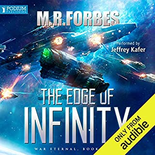 The Edge of Infinity cover art