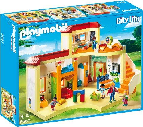 PLAYMOBIL City Life 5567 KiTa Sonnenschein, Ab 4 Jahren