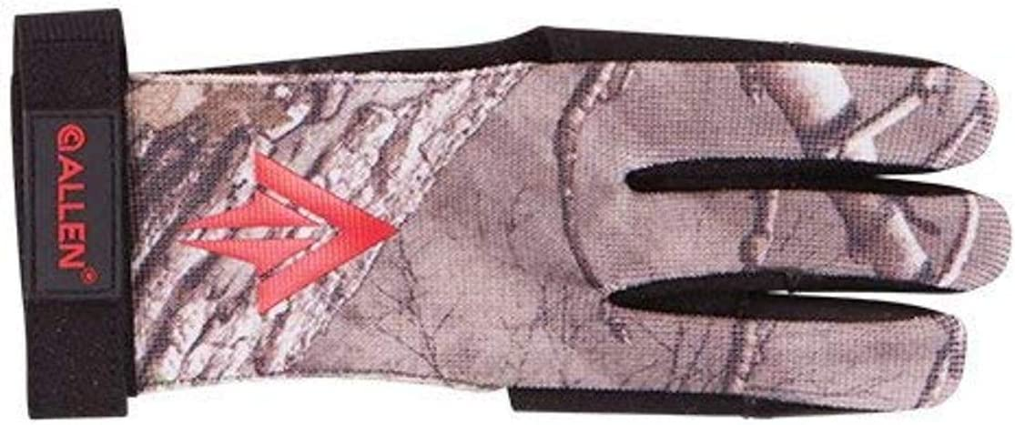 Allen Traditional 3 Finger Xtra Archery Glove Sale Special Price Realtree Phoenix Mall
