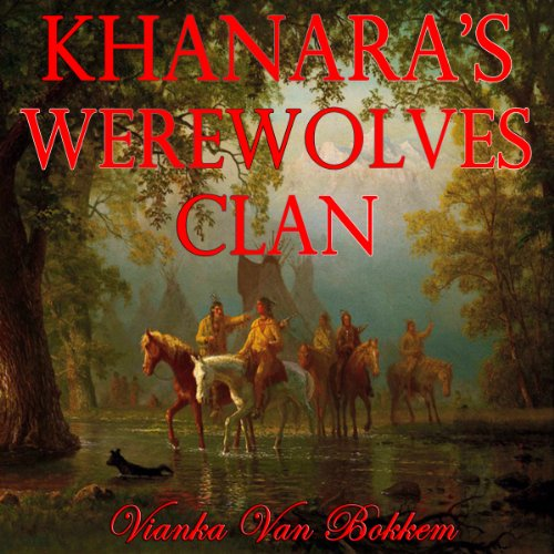 Khanara's Werewolves Clan audiobook cover art