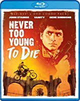Never Too Young to Die [Blu-ray] [Import]