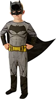 Rubie's Official DC Justice League Batman, Children Costume - Large Age 7-8 Years, Height 128 cm (640807L)