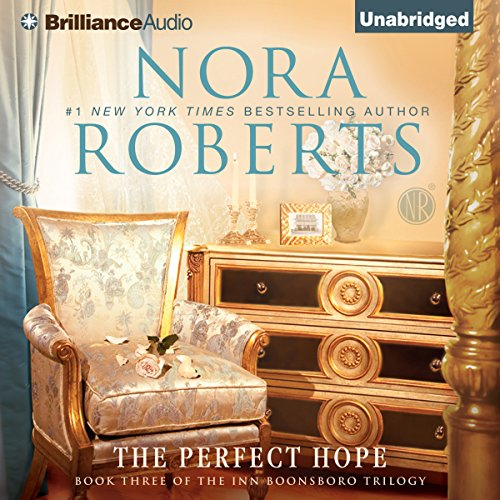 The Perfect Hope audiobook cover art