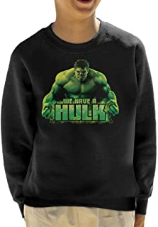 Marvel Avengers We Have A Hulk Kid's Sweatshirt