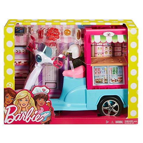 Barbie 900 FHR08 Bistro Cart