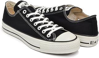 [コンバース] CANVAS ALL STAR J OX [キャンバス オールスター ジャパン オックス] BLACK 32167431