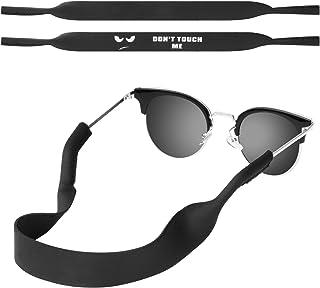 d39b448ed3 MoKo Correa de Gafas de Sol, [2 Paquetes] Cómodo y Suave Cuerda de