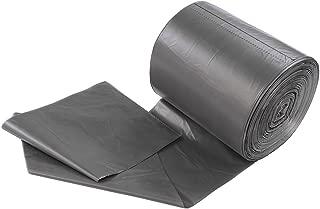Neadas 40-50L Bolsas para Basura Saco de Basura Grandes, Color Gris, 130 Unidades