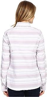 Columbia Women's Pilsner Peak Stripe Long Sleeve Shirt