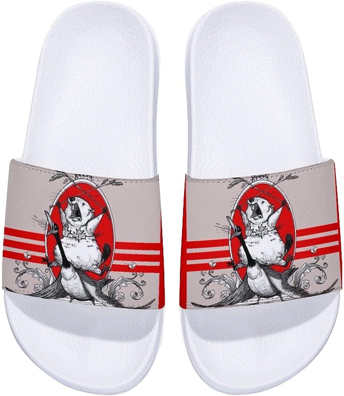 Canadian Beaver Men's and Women's Sandals 5 popular Slide Comfort Genuine Indoor O