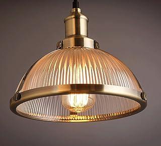 Vintage Glass Shade Edison Bulb Pot Shop Restaurant Dining Room chandelier chandelier Cafe Bar Bar