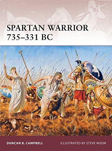 Spartan Warrior 735–331 BC: 163