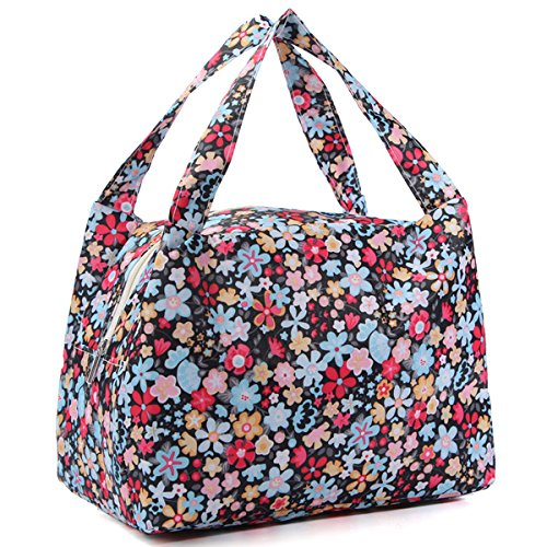Bluelover Thermique Glacière Lunch Box Stockage Sac Pique-Nique Isotherme Carry Tote -4