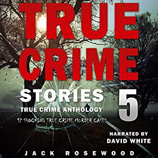 True Crime Stories, Volume 5 cover art