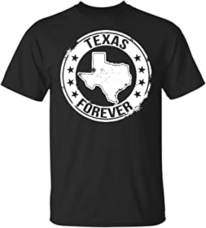Texas Forever,Love City,Pride,Proud Home State Flag, Lovers T-Shirt