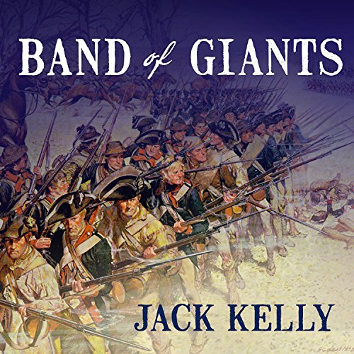 Band of Giants audiobook cover art