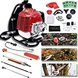 Best Brush Cutters - EASYG 52cc 6 in 1 Multifunction Grass Cutter Review