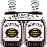 Sweet Baby Ray s Honey Barbecue Sauce 18 Oz - Two Pack