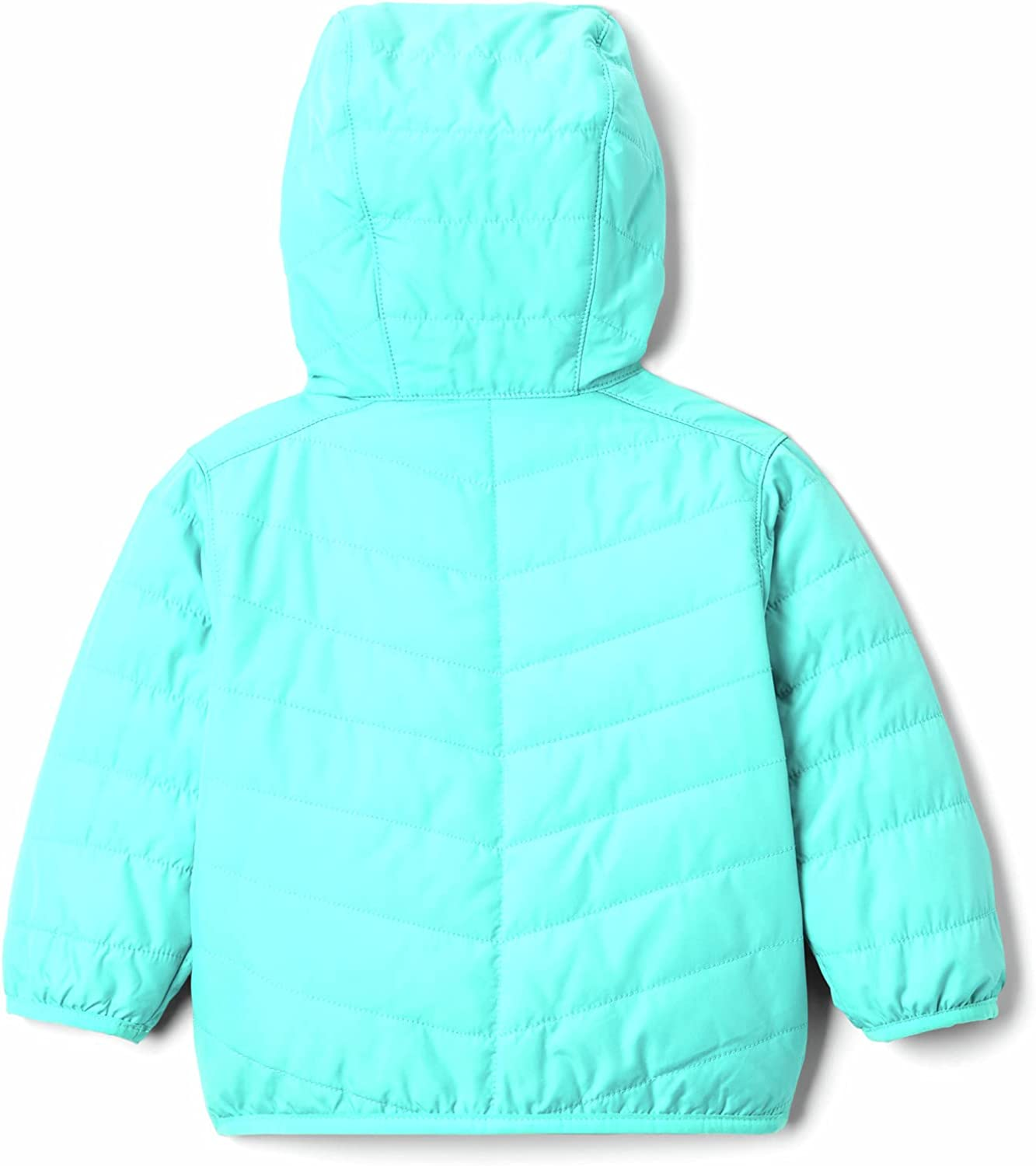 Columbia Youth Double Trouble Reversible Winter Jacket, Water repellent: Clothing