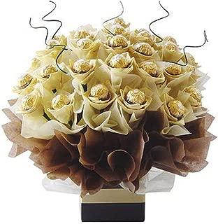 Grand Delights Ferrero Rocher Chocolate Candy Bouquet