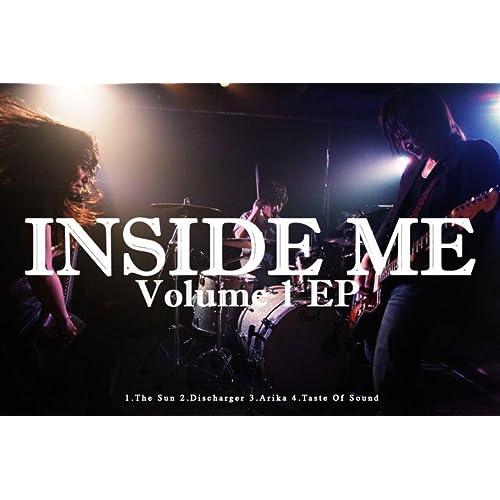 INSIDE ME Volume 1 EP