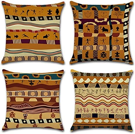 African print pillows _image4
