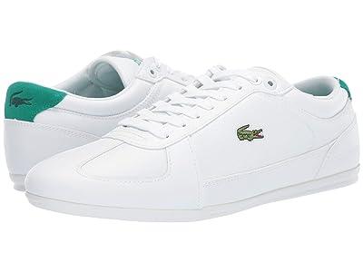 Lacoste Evara Sport 119 1 CMA (White/Green) Men