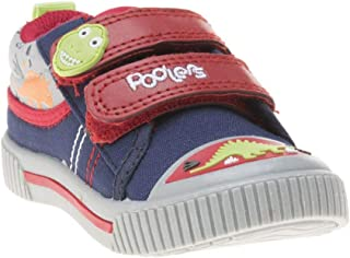 POD Dino Infants Sneakers Navy