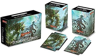 Ultra Pro Deck Box Combo Magic The Gathering: MTG ZENDIKAR vs. ELDRAZI Duel Decks Box