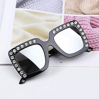 Powzz ornament - Gafas de sol de gran tamaño bonitas para niños de 2021 Gafas cuadradas para niños Gafas de sol de colores de moda para bebés Gafas de sol para niños y niñas-4_China