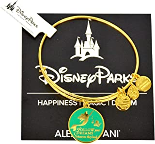 Alex and Ani Disney Parks Little Mermaid Princess Ariel Enamel Follow Your Dreams