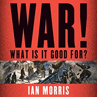 War! What Is It Good For? audiobook cover art