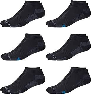 Reebok Mens' Quarter Cut Basic Socks (6 Pack)