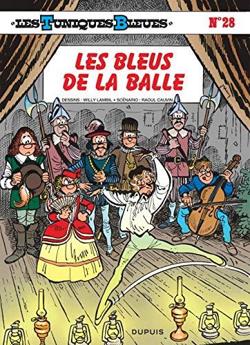 Les Tuniques bleues, tome 28 : Les bleus de la balle