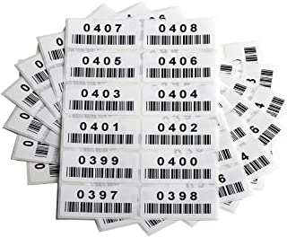 small barcode stickers
