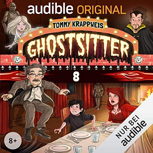 Ghostsitter 8 cover art