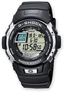 Casio G-Shock G-7700-1 Black Digital Men's Motor Sport Training Watch