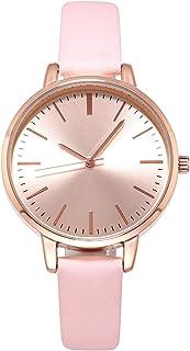 Women's Watches Leather Band Luxury Quartz Watches...