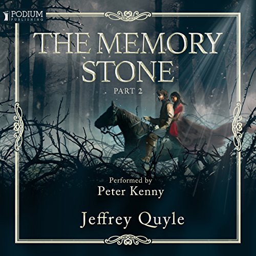 The Memory Stone, Part II audiobook cover art