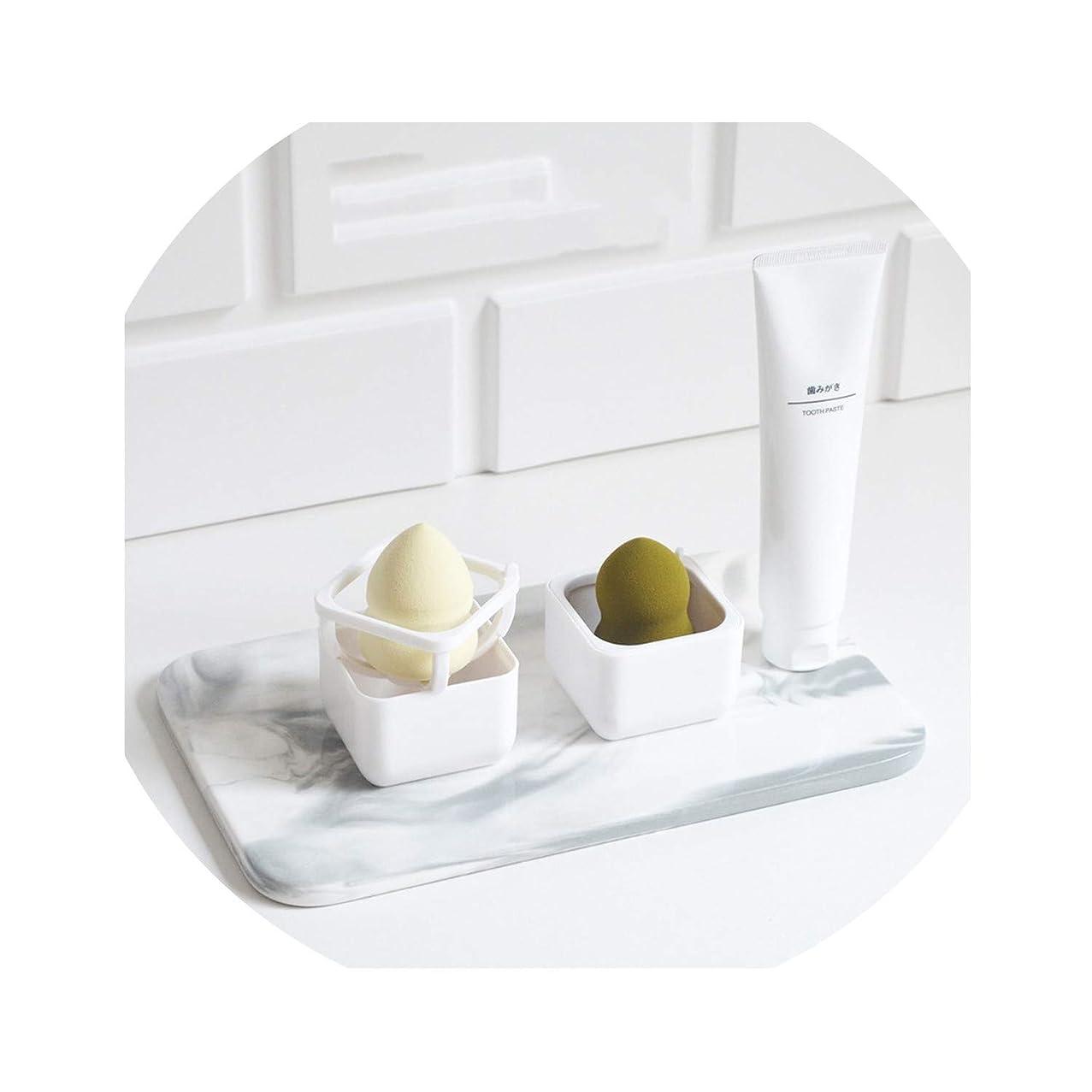Makeup Puff Sponge Holder Beauty Makeup Powder Puff Storage Rack Beauty Egg Sponge Drying Stand Holder
