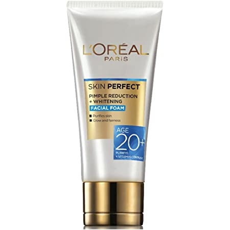 L'Oreal Paris Skin Perfect 20+ Facial Foam, 50g