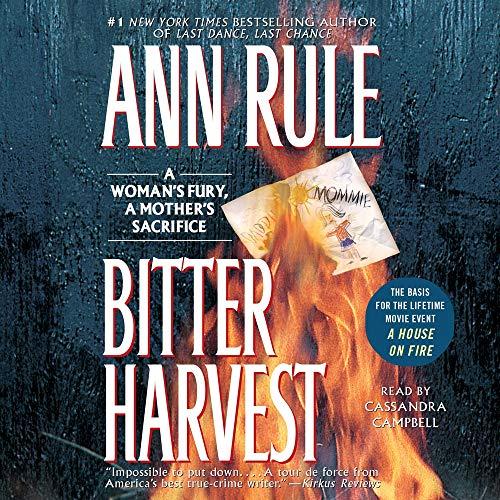 Bitter Harvest Audiobook By Ann Rule cover art