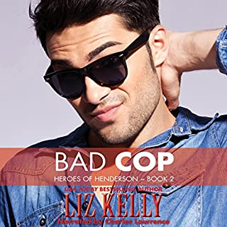 Bad Cop audiobook cover art