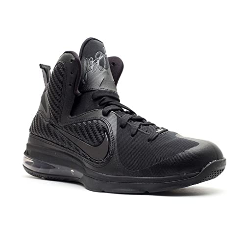 hot sale online 20e2a 9674b NIKE Final Sale Lebron 9 IX Blackout James Air Max Basketball Shoes  469764-001