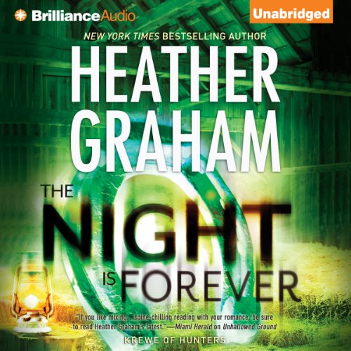 The Night Is Forever audiobook cover art